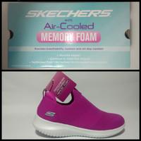 Original Skechers Ultra Flex first take Sneakers Anak Perempuan