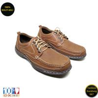 Sepatu kasual pria terbaru model tali sepatu kasual premium KZ 08