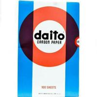 kertas karbon daito folio/carbon paper folio