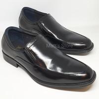 Sepatu pantofel kulit pria bahan kulit asli Zeger 171 - size 39 - 42 -