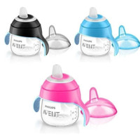 Philips Avent Training Cup 200ml 6m+ Sippy Pinguin Cup With Handle