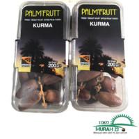 Kurma Palm Fruit/Kurma Tangkai/Kurma Palm Frutt Kemasan 200 gr murah