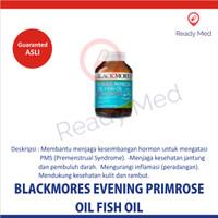 BLACKMORES EVENING PRIMROSE OIL FISH OIL ISI 100