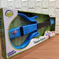 Mainan Anak Gitar Musikal Edukasi Alat Musik Mini