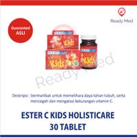 ester c kids holisticare 30 tablet