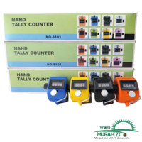hand tally counter tasbih counter hitung/Tasbih Counter/1ls Tasbih