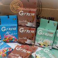 Parfum/ Pengharum Mobil GFRESH/G-Fresh by DEO Scents KAGUMI - Java Coffee