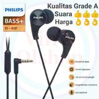 Headset Philips Bass + / Super NgeBass