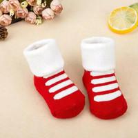 kaos kaki tebal untuk bayi dan anak laki perempuan