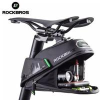 Tas Sepeda sadel rockbros waterproof 1.5L