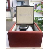 Box Tempat penyimpanan jam tangan kayu merk alexandre christie