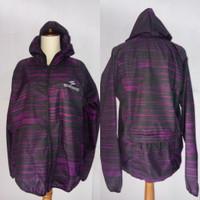 jaket parasut despo / jaket jogging /gowes / sauna / olahraga