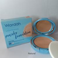 Bedak Wardah Lightening Powder Foundation SPF15