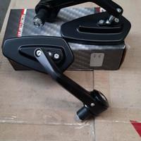 Kaca Spion Jalu End Bar Oval universal hitam pnp Yamaha Nmax vario