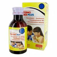 TERMOREX PLUS SYRUP JERUK 60 ml