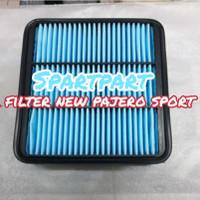 air filter/saringan udara new pajero sport mitsubishi original