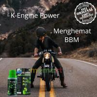K-ENGINE POWER OLI ADDITIVE MENGHEMAT BBM SEMUA KENDARAAN