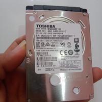 Hardisk 1tb TOSHIBA 6gbps sata 3 lepasan laptop