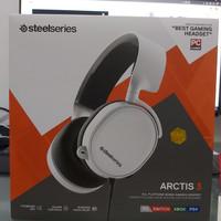 Steelseries ARCTIS 3 (White) Gaming Headset