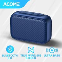 ACOME A1 SENSE SPEAKER BLUETOOTH 5.0 Ultra Bass TWS Garansi 1 tahun