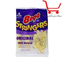 Bega Stringers Cheese 100% Natural 80gr