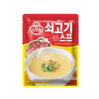 Ottogi Beef Cream Soup 80 gram