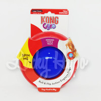Mainan Anjing/ Dog Toys Treat Dispenser KONG Gyro Large PGY1