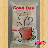 kopi good day vanilla latte 10 sachet