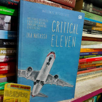 Novel CRITICAL ELEVEN oleh Ika Natassa ORI