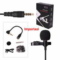 ULANZI AriMic Lavalier Clip On Microphone Omnidirectional Condenser