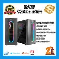 Pc Gaming/Editing Intel Core I3 10100|GT1030|16GB|120GB|1TB