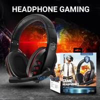 Headphone Gaming/Headset Bando Game PUBG JMT series