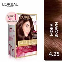 l'oreal Paris Excellence Creme Hair Color 4.25 permanen pewarna rambut