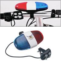 klakson lampu led sepeda sirine-bel lampu sepeda