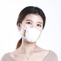 Masker Yuansentai Q5Pro Air Purifyng Smart Electric Mask N95 PM2.5
