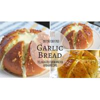 cream cheese garlic bread korean