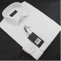 Kemeja Putih Pria Slim Fit Van Jose Lengan Panjang 71033 - XL