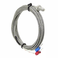 3M K Type Thermocouple Temperature Controller 0-400C Sensor Probe