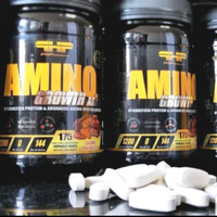 Suplemen Fitness PHP AMINO GROWTH 500 Tablet. PROMO