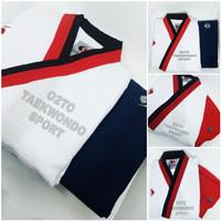 baju taekwondo dobok poomsae sendy diamond cadet junior murah