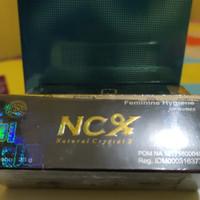 NCX crystal X nasa