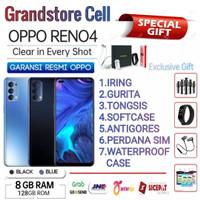 OPPO RENO 4 RAM 8/128 GB GARANSI RESMI OPPO INDONESIA
