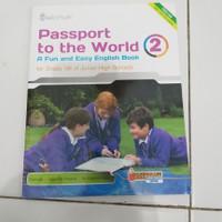 Buku Bahasa inggris kls 2 Smp Platinum