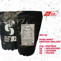 WPI92 WPI 92 500gram WHEY ISOLATE Whey protein Isolate murni