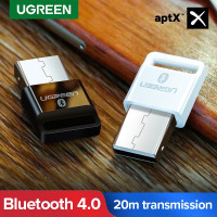Ugreen USB Bluetooth® 4.0 Adapter with LED WHITE 30443