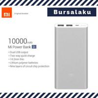 Powerbank Xiaomi Mi Pro 2i 10000mAh 2 USB FAST CHARGING
