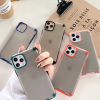 Case for iPhone 11/11 Pro/11 Pro Max Matte Anti Shock Good Quality