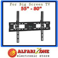 Bracket TV 65 , 70 , 75 , 80 | Bracket LED TV 55 - 80 inch