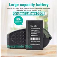 Baterai Original printer thermal bluetooth 5809