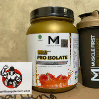 MUSCLE FIRST WHEY GOLD SERIES PRO 2LBS 912 GRAM M1 NUTRION MUSCLEFIRST